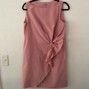 COS pink Dress with Bow